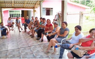 Grupo de consumidores da igreja Vida Nova visita propriedade agroecológica