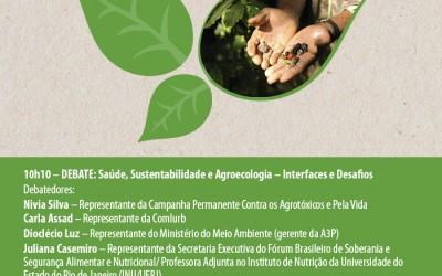 Caminhos da Agroecologia, dia 5 de junho no INCA