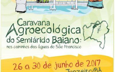Caravana Agroecológica do Semiárido Baiano