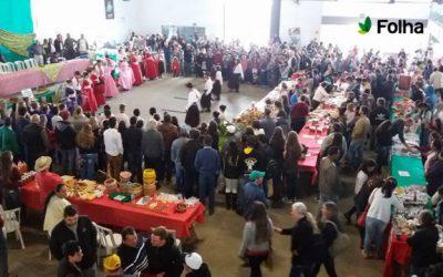 Estudantes e Agricultores de Palmeira participam de feira de sementes crioulas