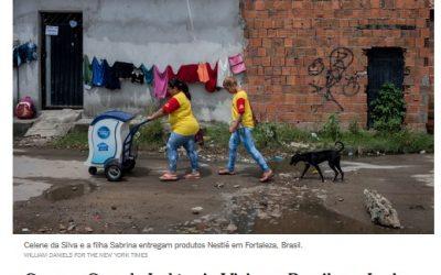 Como a Grande Indústria Viciou o Brasil em Junk Food