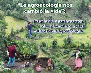 La Agroecología nos cambió la vida