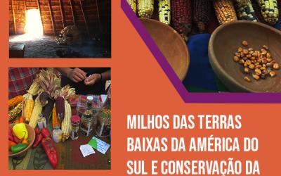 LANÇAMENTO: Milhos das Terras Baixas da América do Sul e Conservação da Agrobiodiversidade no Brasil e no Uruguai